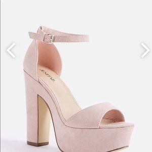 Platform/Block heel sandals